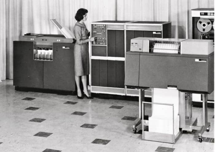 IBM 1401 Computer 2nd Generation