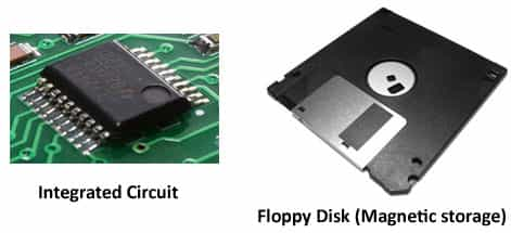 Integrated Circuit & Floppy Disk