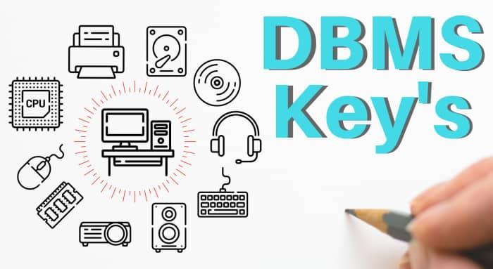 DBMS Key
