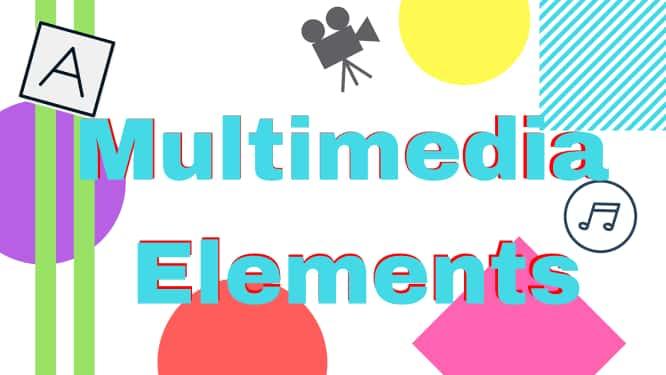 Multimedia Elements Image