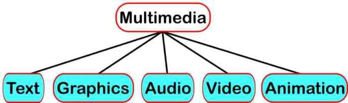 Types Multimedia Elements Image