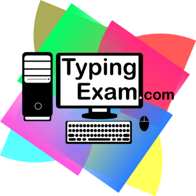 Typing Exam Logo