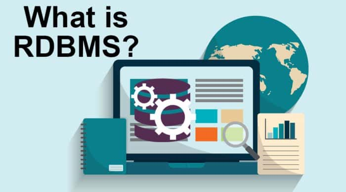 WHAT IS RELATIONAL DATABASE MANAGEMENT SYSTEM