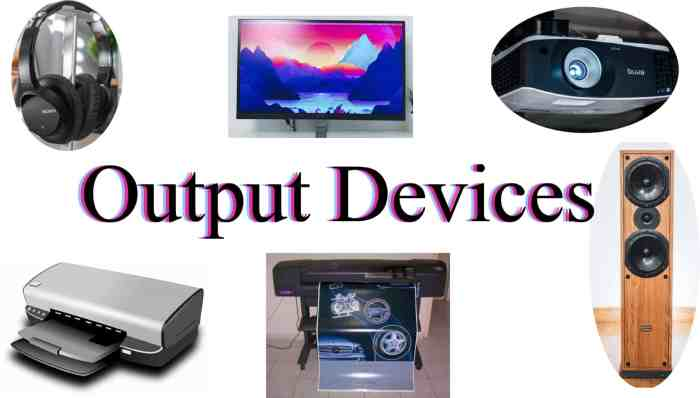 Output Device